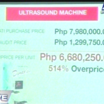 RT @DZMMTeleRadyo: COA: Makati ultrasound machines overpriced by 514%. http://t.co/sLsD8joJY0 | via @ANCALERTS http://t.co/nLMBpFE1GV