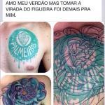 URGENTE: Cansado de sofrer com o Palmeiras, torcedor troca de time e vira são paulino. Entendedores entenderão. http://t.co/h9Br9pUiyH