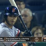 RT @MLBFanCave: .@bcraw35 made some history tonight. #WildCard http://t.co/dpcfcqk8PL