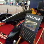 Red Bull X2010も、鈴鹿サーキット入りしています♪ #GoVettel #GoRicciardo #F1JP http://t.co/PEDiNKuj6b
