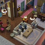 Lo de este pibe es increíble: en Los Sims hizo una réplica exacta de Friends http://t.co/s7Fby7oYsQ http://t.co/36pmPSopku
