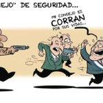 RT @prensagrafica: La inseguridad, según Salomón. #CaricaturaLPG del 2/10/14 http://t.co/ttUG9kXFZ8