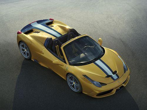 NEW Ferrari 458 Speciale Aperta http://t.co/dacHtLpzSR
