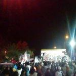 mitin del @FAFrenteAmplio en Paucarpata. Hoy cierre de campaña en Paucarpata, mañana estaremos en Socabaya #Arequipa http://t.co/Zp1YVqXn4v