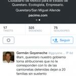 Detienen al queretano Germán Goyeneche junto con Héctor Beltrán Leyva, es señalado como su operador financiero. http://t.co/xzHpeiylCr