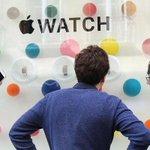 パリ・コレットのウインドウにApple Watch登場 http://t.co/86pbvq580O http://t.co/EhmK9m3BGV