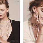 タサキの新広告キャンペーン- フェミニンでエレガントな現代女性がミューズ http://t.co/UYyMQFuVtD http://t.co/0G6nzKb0dn
