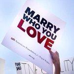#CuandoCabroChicoMeDecian cuando seas grande, cásate con quien amas. #MatrimonioIgualitario #AmarEsAmar http://t.co/fbFr4Lnb6u