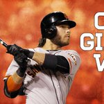 GIANTS WIN THE WILD CARD! Brandon Crawford hits grand slam and Madison Bumgarner throws shutout to beat Pirates, 8-0. http://t.co/OxoHXrfst4
