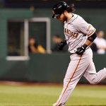 RT @MLB: .@bcraw35 makes #postseason history, becomes 1st shortstop to go grand. http://t.co/nuGJXS2xwr #WildCard http://t.co/IFbLR4kqR4