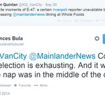 Thank you @KQ_VanCity and @fabulavancouver. This #vanpoli made my night. #vanelxn http://t.co/HAT1xxNSRh