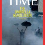The cover of this weeks @TIME. Wow. #OccupyCentral #OccupyHongKong #UmbrellaRevolution http://t.co/ujH9bjZLNm