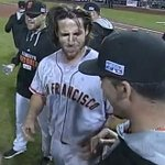RT @carmenkiew: What it looks like when you pitch 9 shutout innings in a wild card game: http://t.co/6CXRc88L9v