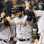 RT @ABC7News: Slam, shutout lift SF Giants to NL wildcard win; will face Nationals in NLDS Friday: http://t.co/k3ijV6cnfk http://t.co/MWcZXpPzXb