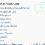 #EstamosInvitados acaba de convertirse en TT ocupando la 6ª posición en Chile. Más en http://t.co/a3AcARY74z http://t.co/KsjxOYRPJ4