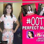 Perfect match ang OOTD ni @bernardokath ! Watch the video on iWant Stars for Kathryn app! #kathniel #KathrynBernardo http://t.co/xC6u5GAmsm