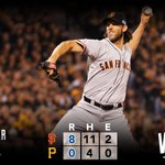 RT @SFGiants: RECAP: #MadBum strikes out 10 in CG shutout to propel #SFGiants to NLDS matchup with Nats. http://t.co/qrMDbQiH62 http://t.co/feyTXS7nwr