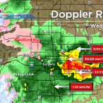 RT @GlobalCalgary: Heres whats going on out there right now. Heavy rain on the east side, rain/snow mix in the NW.. #yyc http://t.co/uHcKI6whpW