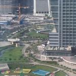 Another lovely day in JLT. Hey @DMCCAuthority is that an Eid market being set up?! http://t.co/po05WZlpDU
