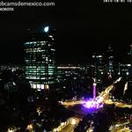 RT @webcamsdemexico: El Ángel de la Independencia, Ciudad de México, de rosa esta noche, por el mes de la lucha contra el cancer de mama: http://t.co/hyhbjs8Z7J