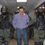 FOTO Héctor Beltrán Leyva ingresó a la SEIDO, donde declarará ante el Agente del Ministerio Público de la Federación. http://t.co/sIElbNjHCC