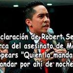 RT @maduradascom: Las lamentables declaraciones de Robert Serra respecto al asesinato de Mónica Spear hoy retumban en las redes soc... http://t.co/AsLHQqcI9B