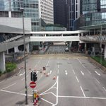 Unlike Zuccotti or Tahir #Occupycentral has shut down essential, main transport arteries. Govt wont tolerate long. http://t.co/6xpv7Mfp30