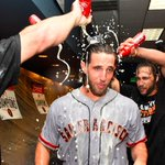 Good times for MadBum and the @SFGiants. #WildCard http://t.co/XQS7rVcHGj