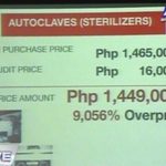 COA: Makati sterilizers overpriced by 9,056%. http://t.co/Ex6vLQni9h