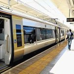 """""""@TimesLIVE: Cable theft disrupts Gautrain service http://t.co/bxuQBKYovx http://t.co/xSYTrmeqsP"""" Cables have been replaced fam"""