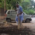 Indian prime minister on a clean India mission https://t.co/pJIvvvh8DH