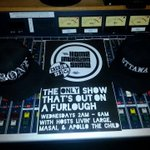 #WhatYouListeningTo? 1st Of The Month @The186Show STYLE!!! #Ottawa #CKCU #SuckaFreeRadio #REALHIPHOP http://t.co/aexj5hbzQP