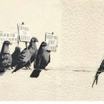 RT @Independent: Offensive Banksy immigration mural in Clacton is scrubbed from wall by council http://t.co/v1dX7xAu0M http://t.co/h1Eni2Zg7I