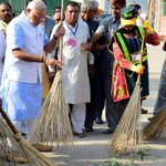 RT @BBCNewsAsia: Break out the brooms: http://t.co/2rMfg1NQcv India launches nationwide cleaning campaign - @geetapandey reports