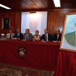 RT @LarryAlvarez67: Homenaje a José Miguel Alzola en la Real Sociedad Económica de Amigos del País de #GranCanaria http://t.co/1hyvrdL0JN