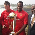 @HeraldZimbabwe cldnt hve picked a better pic #ZimCrickect guys looking thoroughly bored. Cup goes to Taylor on cell http://t.co/ZZssT9rl1y