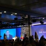 Welcome message from @BarrosoEU @EU_Commission #GoEnterPRIZE http://t.co/V5yVDOt0ir