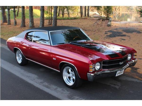 71 Chevrolet Chevelle http://t.co/xVK2fvSnpS