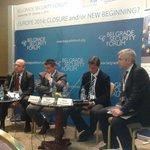 On crisis intervention in the region discuss Maric, Ljubojevic, Kesetovic, Komatina and @zozast #BelSecForum http://t.co/RRi5Rz55vY