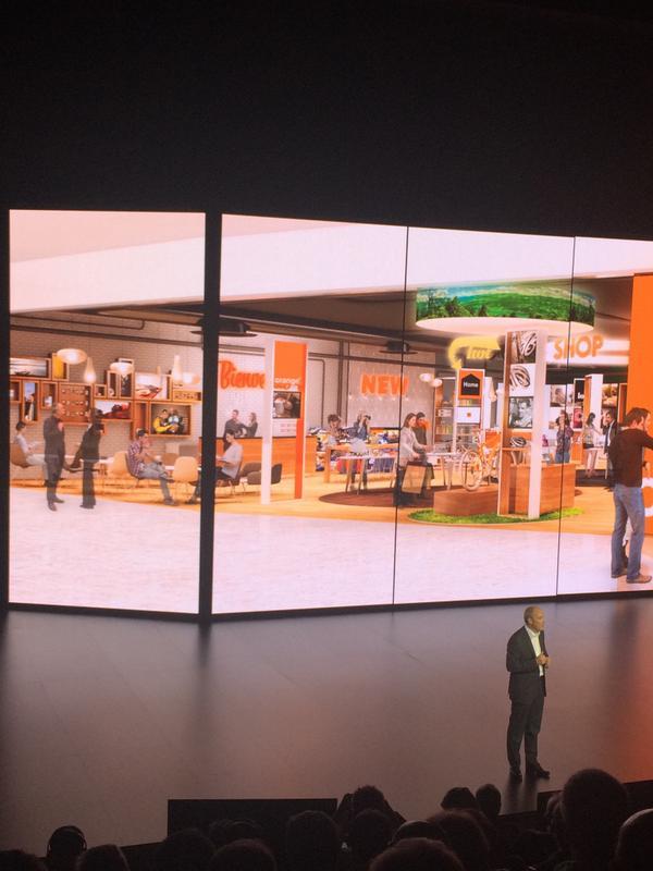 De nouvelles boutiques repensées vont être créées en été 2015 #showhello http://t.co/Jv5oErFUhF