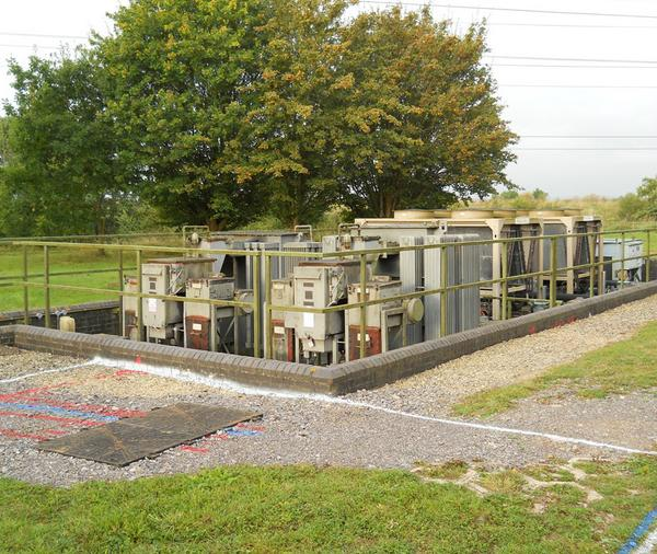 2,500 litres of oil has been collected and #recycled from #Oldbury Site's two redundant transformers http://t.co/CtkSvNjVmt
