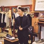 """ぴゃぁぁ カッコいい(๑✧◡✧๑) """"@kor_celebrities: Super Junior ドンヘ、「Beaker」イベント(10/1) http://t.co/rHfae13OPR"""""""