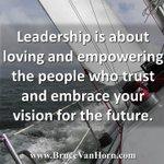 RT @JohnMcGrathMB: Leadership in a Nutshell @JuandreKruger5 @Brahmbos @JohanDuraan @wyk_sandra http://t.co/RwjyunbsOX