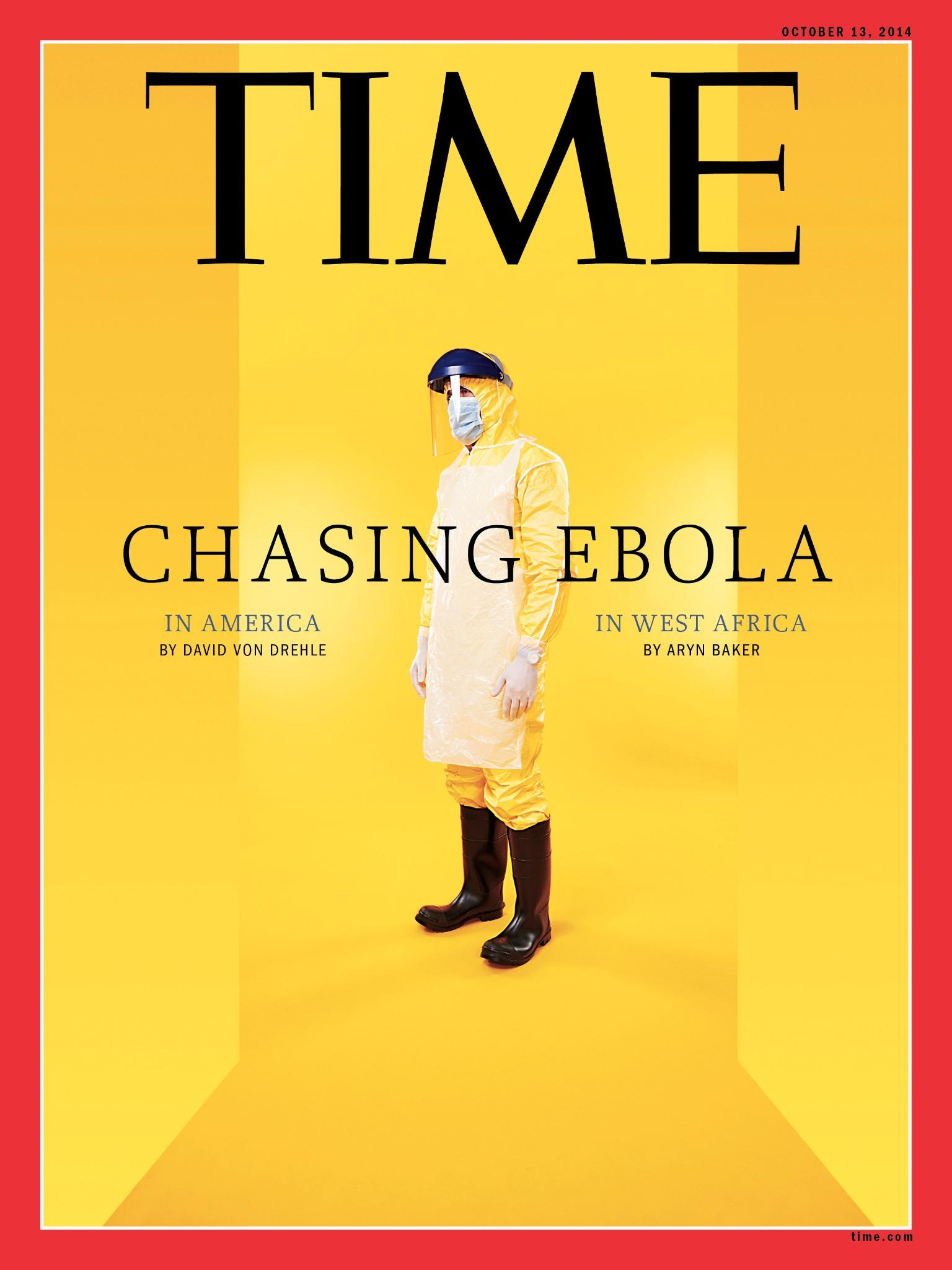 RT @TIME: TIME's new cover: Chasing Ebola. What the world needs to do to stop the deadly virus http://t.co/ghuOf5GuU8 http://t.co/nqTTFMxlru