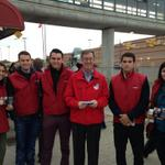 At Place dOrléans with volunteers to remind residents about the special advanced polls today and tomorrow! http://t.co/ZiGaLOBCSB