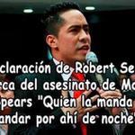 """via @noticiaconfirma: Hoy cumpliría años Mónica Spear y muere Robert Serra, quién se burló de ella por su muerte http://t.co/SlmvB26gRn"""""""