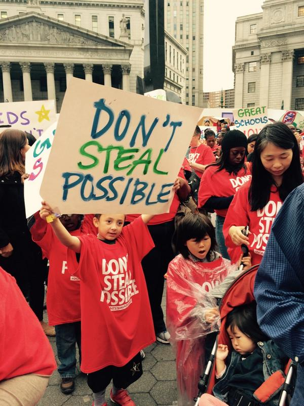 Concrete Jungle Where Dreams Are Made! #DontStealPossible http://t.co/l2YXkOMADa