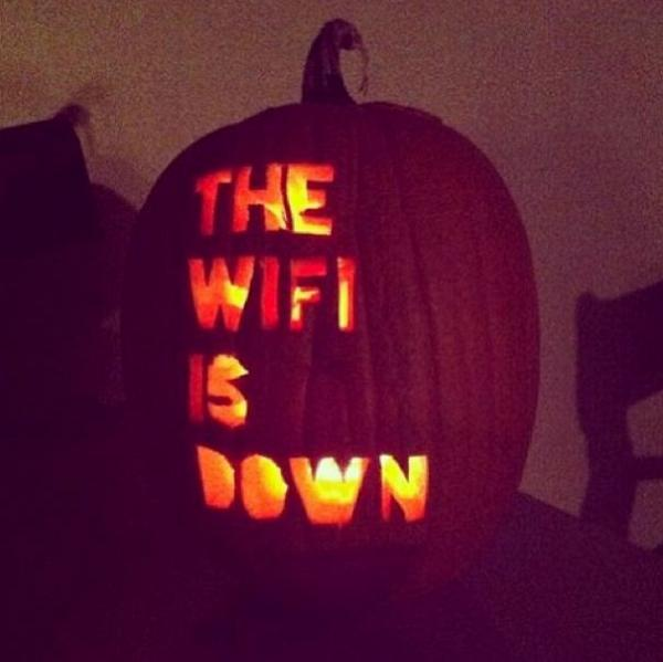 If you're looking for a scary pumpkin... http://t.co/z6ysUhcq8n