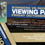 Need something to do tomorrow night? #Bombers VS #Redblacks at the MB Sports Hall of Fame. $20 incl. food and drink! http://t.co/M5GMsCC5rd