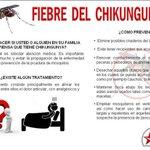 ¿Qué hacer si usted o alguien en su familia piensa que tiene Chikungunya? http://t.co/fF1C0NtmTc